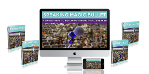 Speaking Magic Bullet Bundle (WEB VERSION)