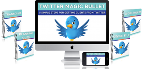 Twitter Magic Bullet Bundle (WEB VERSION)