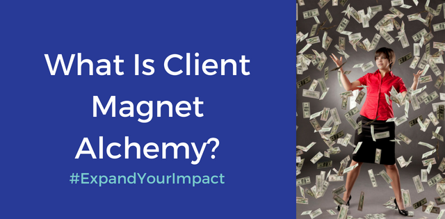 What is Client Magnet Alchemy?