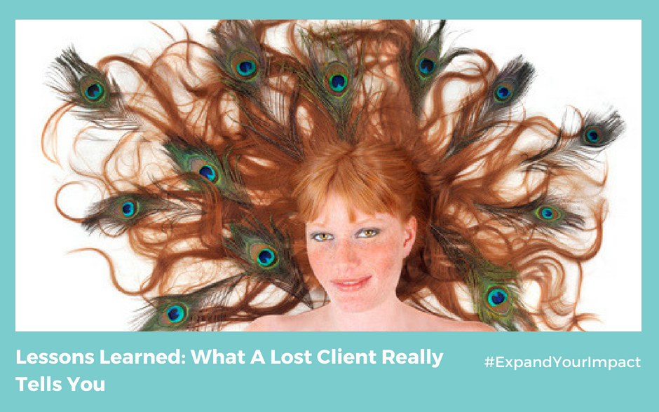Lessons Learned: What A Lost Client Really Tells You