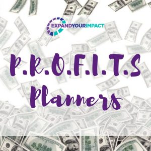 P.R.O.F.I.T.S. Planners