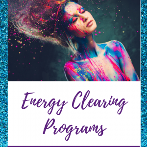 Energy Clearing Programs